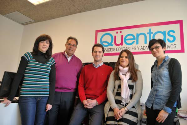 3 años de Quentas asesoria en Madrid y Valladolid
