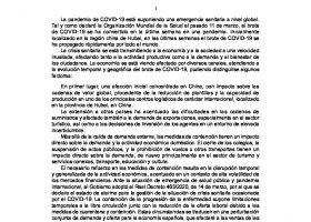 BOE – Medidas Urgentes Extraordinarias COVID-19