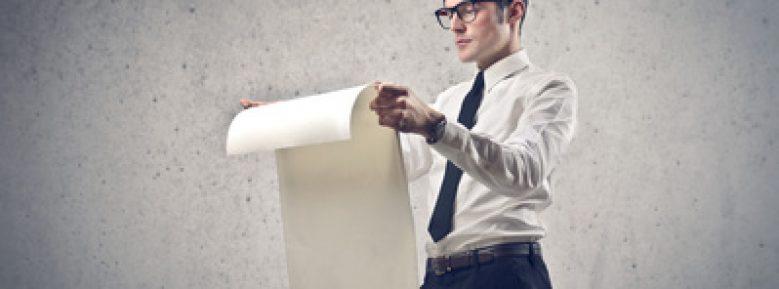 La factura electrónica: un ahorro para las empresas y autónomos.